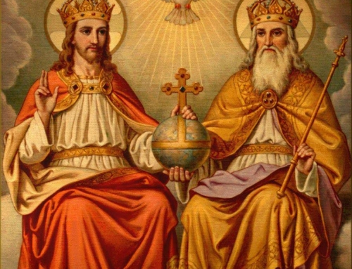 Feast of The Most Holy Trinity