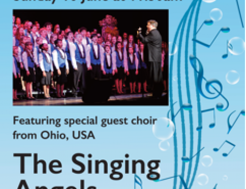 The Singing Angels-Special Guest Choir from Ohio USA