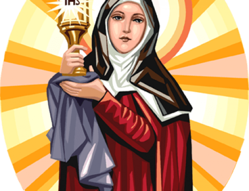 Feast of St Clare