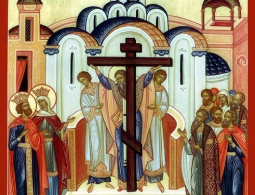 Feast of the Exaltation of the Holy Cross