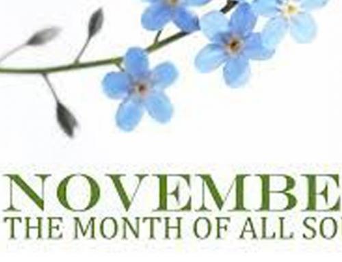 Month of November