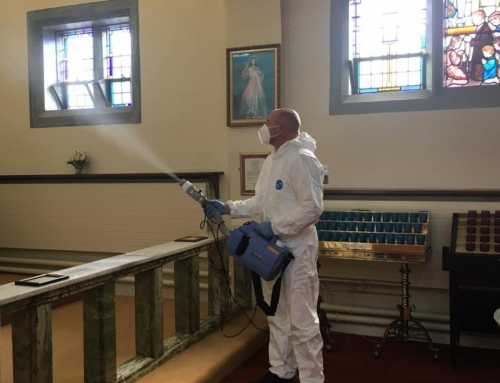 Blackpool Church Open for Personal Prayer